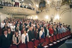 Magyar Ápolók Napja Országos Ünnepsége 2016. február, Duna Palota